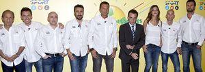 Paco González no estará en la cobertura de la Copa Confederaciones de Mediaset