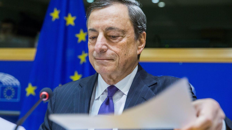 """Draghi, el persistente: """"No podemos cantar aún victoria con la inflación"""""""