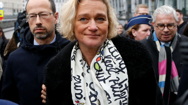 Delphine Boël. (Reuters)