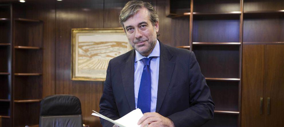 Foto: El juez Enrique López. (Tribunal Constitucional)
