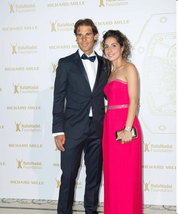 Foto:  Nadal y Xisca, en una imagen de archivo. (Cordon Press)