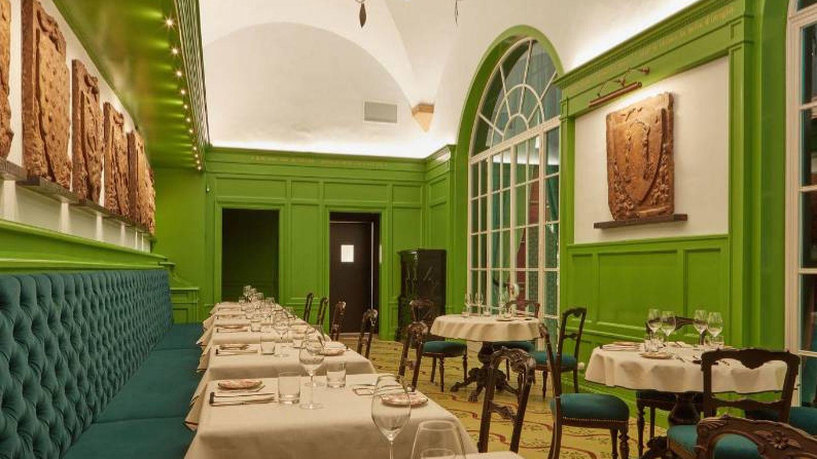 Foto: La Osteria Gucci de Massimo Bottura, un lujo gastronómico. (Foto: Gucci)