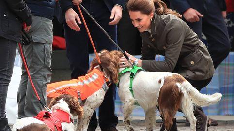 Kate Middleton se baja de los tacones: este es su look más campero