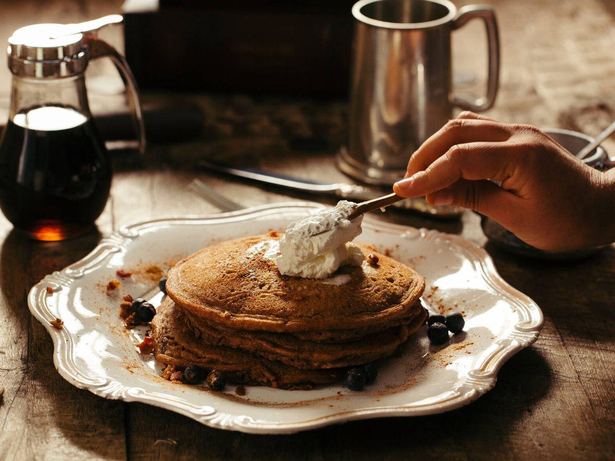 Foto: Cómo hacer tortitas sanas y saludables (Gabriel Gurrola para Unsplash)