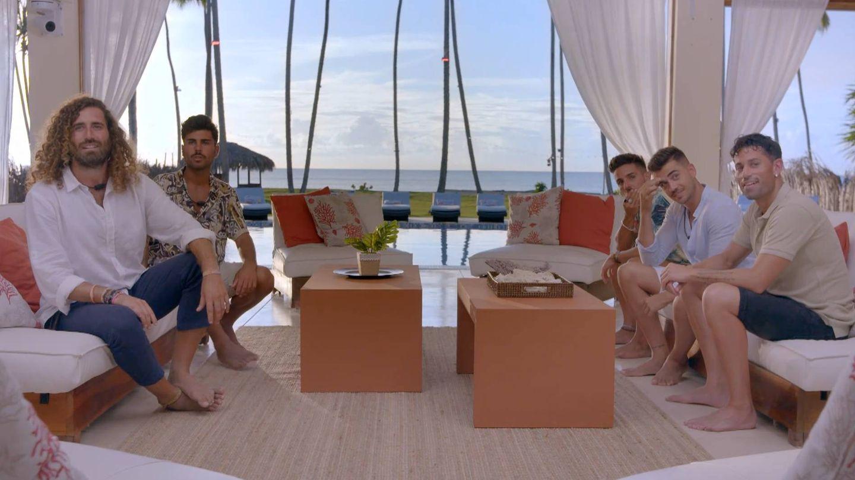 Los novios de 'La isla de las tentaciones 3'. (Mediaset)