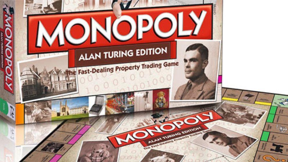 Monopoly y Google homenajean al informático y matemático Alan Turing