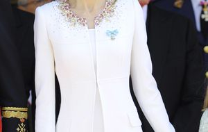 El vestido que vistió Doña Letizia en su proclamación, en venta