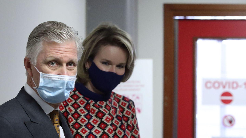 Felipe y Matilde, en una imagen reciente. (Reuters)