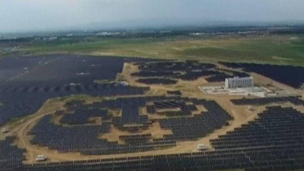La granja solar más 'cuqui' del mundo está en China