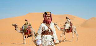 Post de 'Nacido rey': misiles, camellos y... una película española de 20 millones de euros