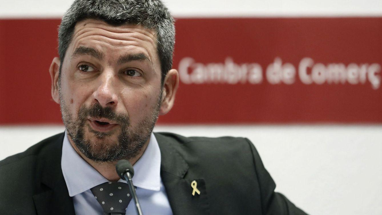 La Cámara de Barcelona promocionó en TV3 mascarillas 'indepes' no homologadas a 13€