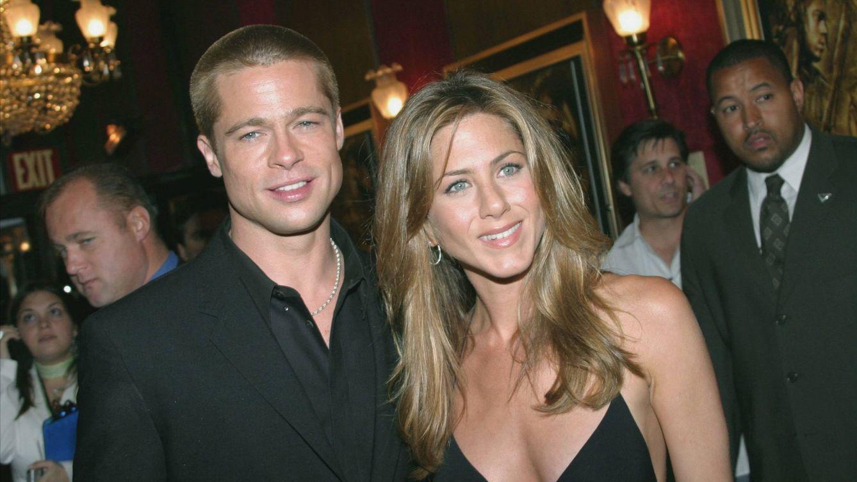 Foto: Jennifer Aniston y Brad Pitt en el año 2004 (Gtres)