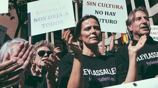 La cultura del pesebre se cita contra Lassalle