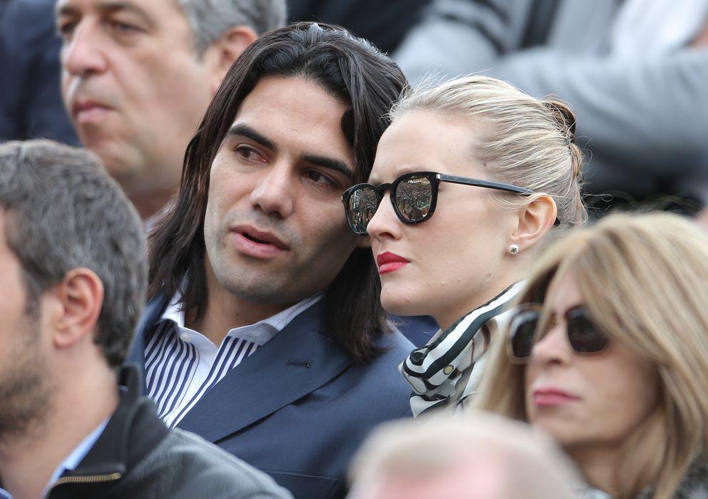 Foto: Radamel Falcao y su esposa en una fotografía de archivo (Gtres)