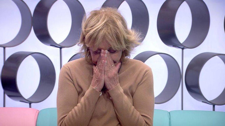 Mila Ximénez, en el 'confesionario' de 'GH VIP 7'. (Mediaset)