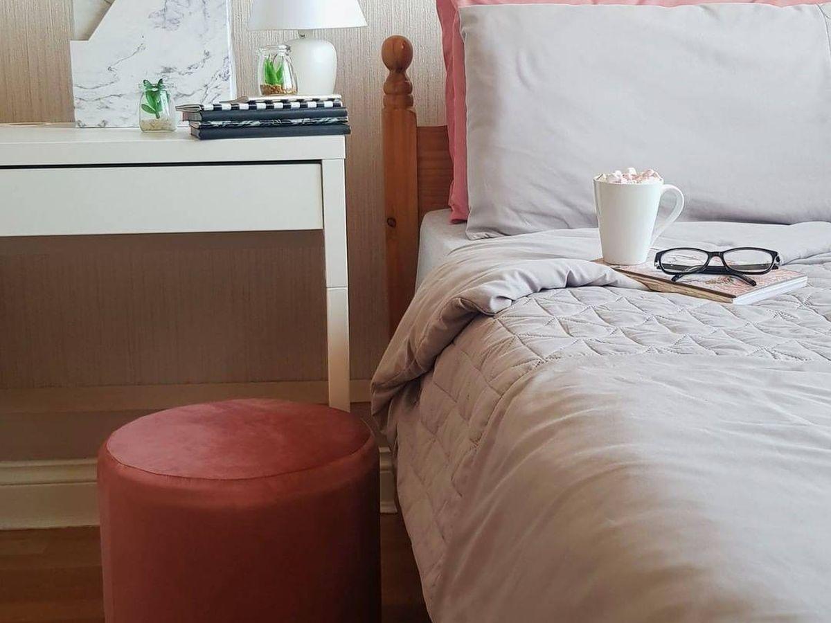 Foto: Dale a tu cama ese confort extra que quieres con los nórdicos de Primark. (Instagram, @primark.home)