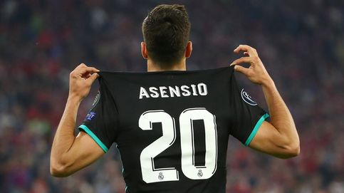 Los consejos contradictorios de Sergio Ramos y Florentino Pérez a Marco Asensio