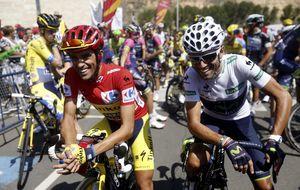 Contador no irá a Pekín y 'regala' a Valverde el liderato de la UCI