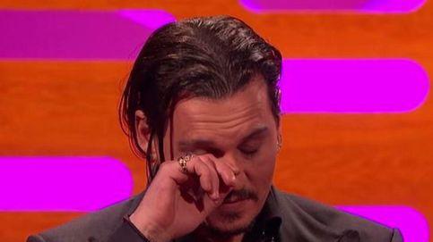 Johnny Depp se derrumba al hablar de la enfermedad de su hija