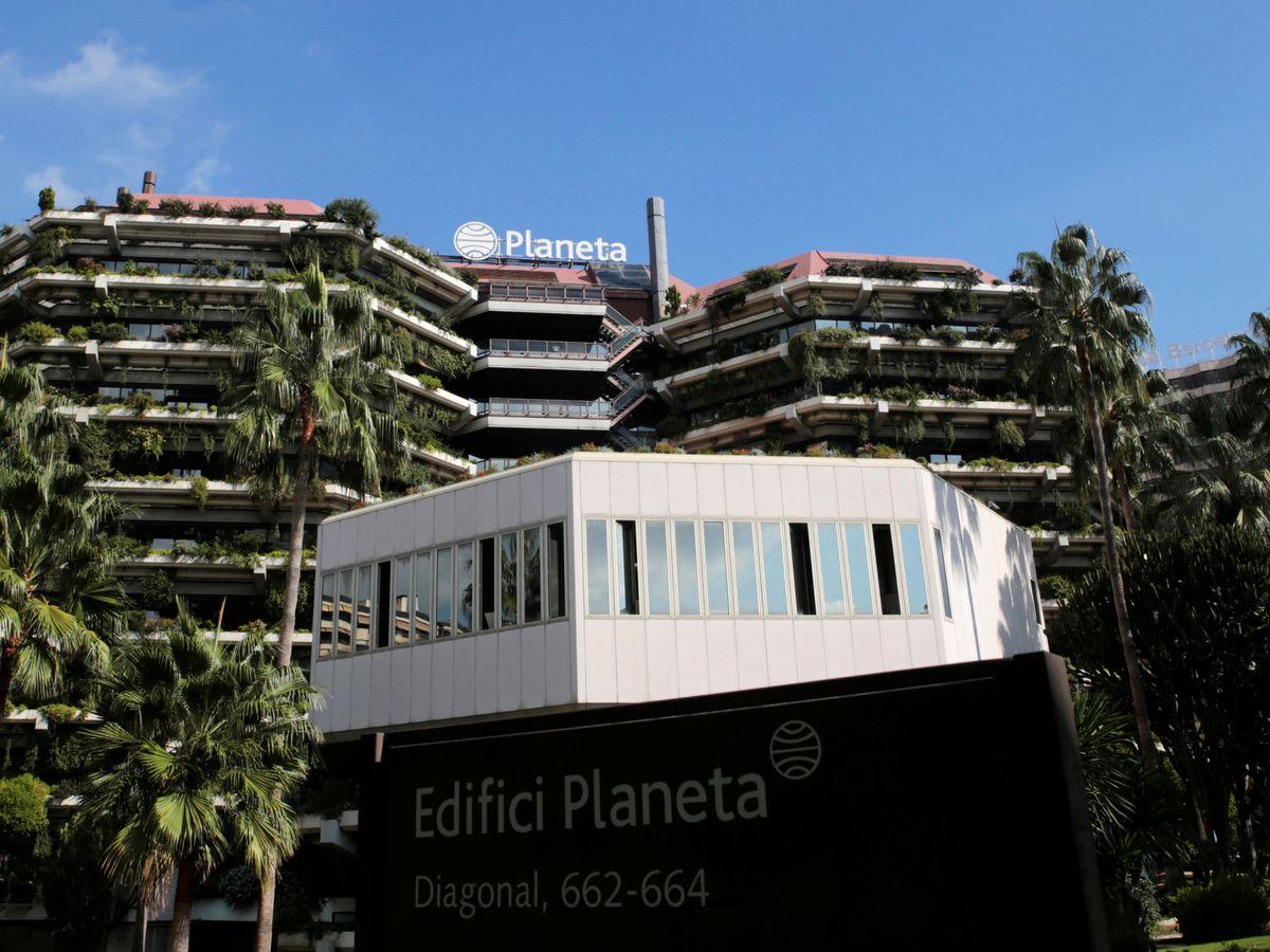 Foto: Sede central del Grupo Planeta en Barcelona. (Reuters)