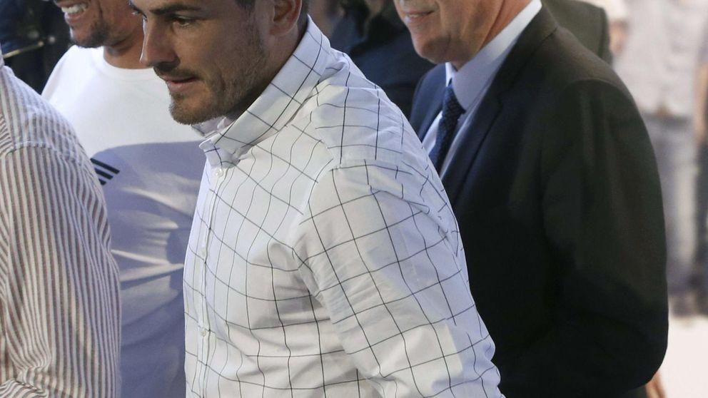 Florentino Pérez culpa a Ancelotti y a Casillas del fracaso del Real Madrid