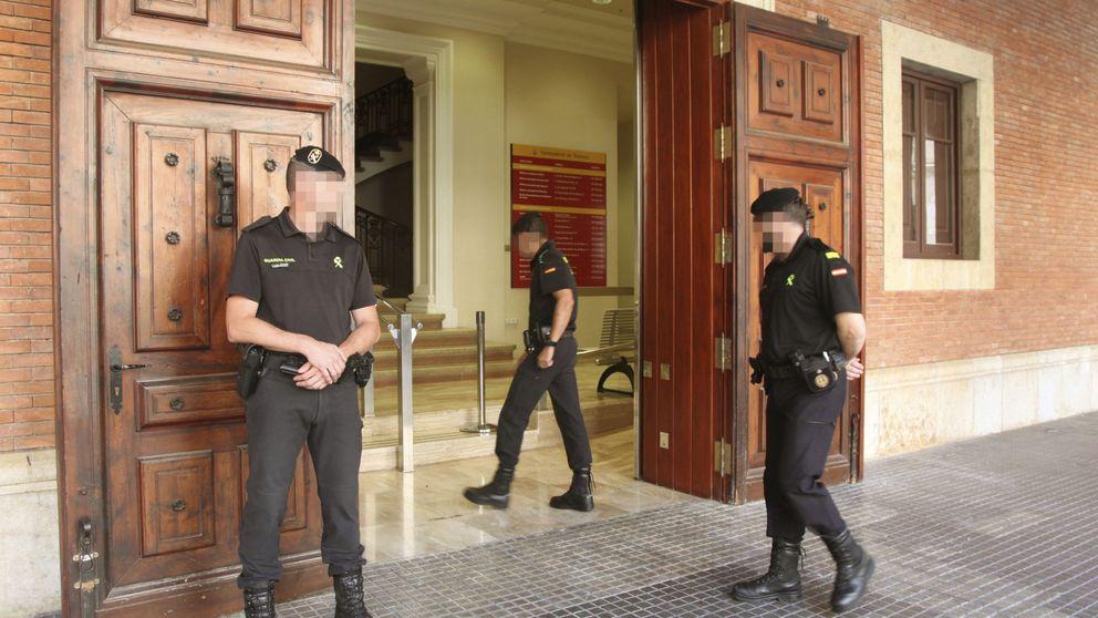 Operación contra una red que amañaba contratos públicos en ayuntamientos