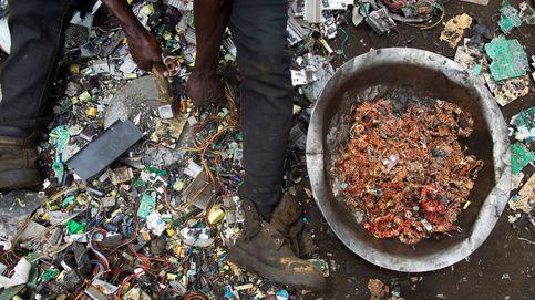 Desmantelada una red que enviaba basura tecnológica de Tenerife a África para su venta