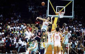 Antes de Gasol, Fernando Martín: 25 años sin un icono del baloncesto
