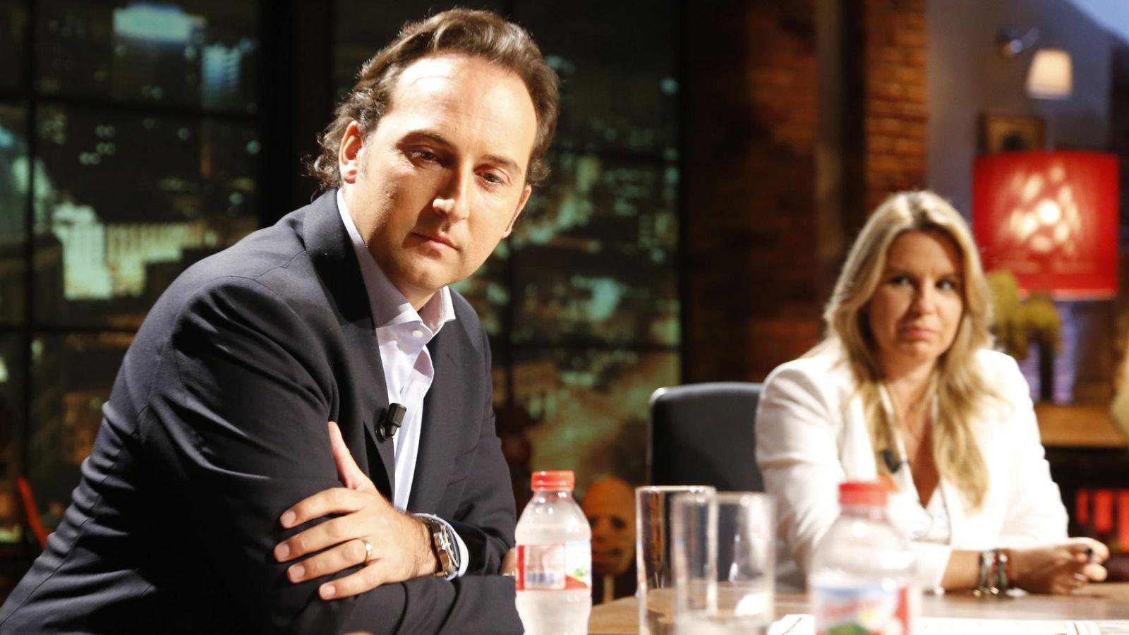 Programas tv iker jim nez presentar cuarto milenio zoom for Horario de cuarto milenio