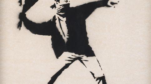 Banksy pierde los derechos de autor sobre una de sus obras más populares
