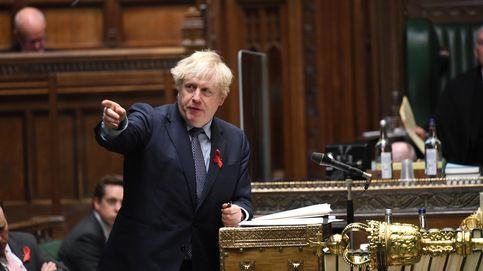 Humillación para Johnson entre sus filas: los 'tories' no quieren puritanos por Navidad