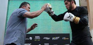 Post de Khabib vs Poirier: horario y dónde ver el combate 242 del UFC en directo