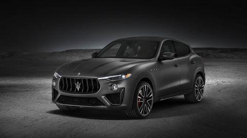 Maserati suelta una bomba: el todocamino Levante Trofeo