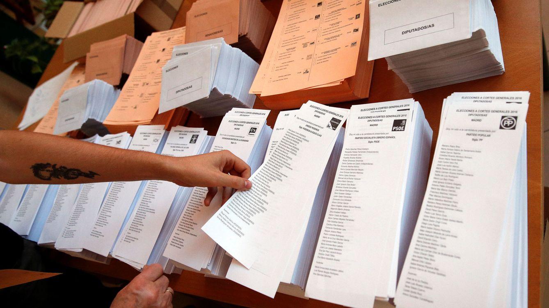 Los partidos chocan con el voto por correo para acortar la campaña e ir a las urnas el 18D