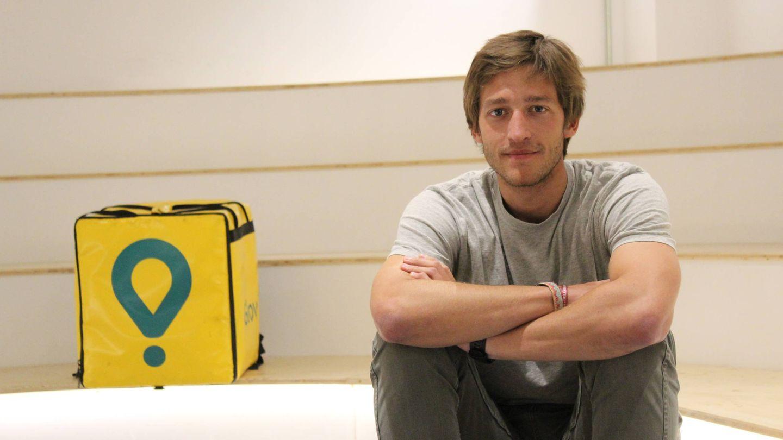 Oscar Pierre, cofundador de Glovo.