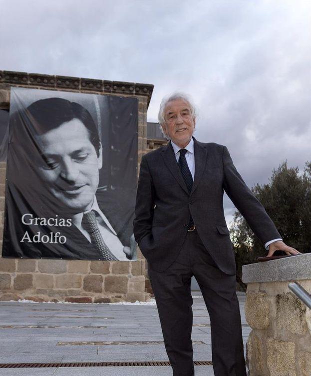 Foto: Manuel Núñez Encabo, padre del investigado. (EFE)