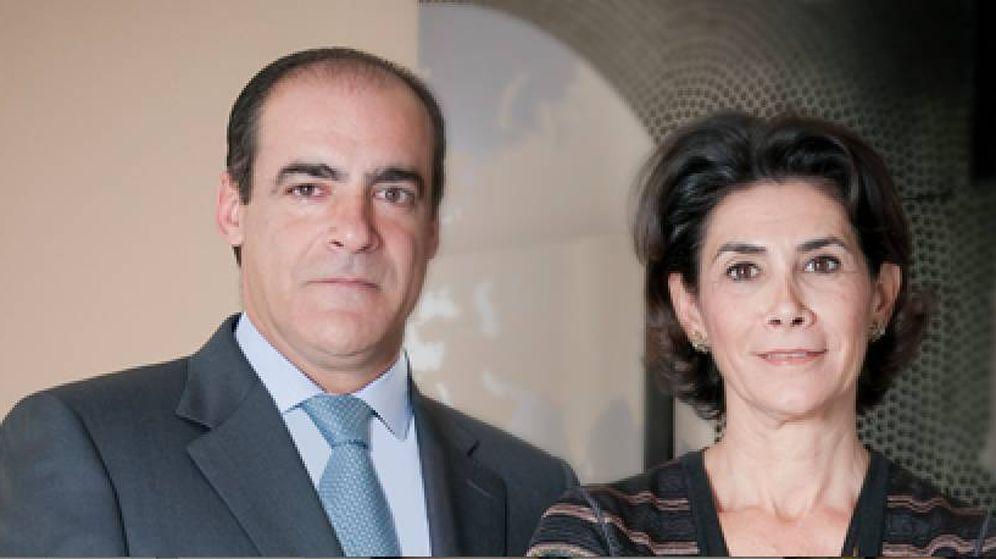 Foto: Pablo y Ana Serratosa. (Zriser)