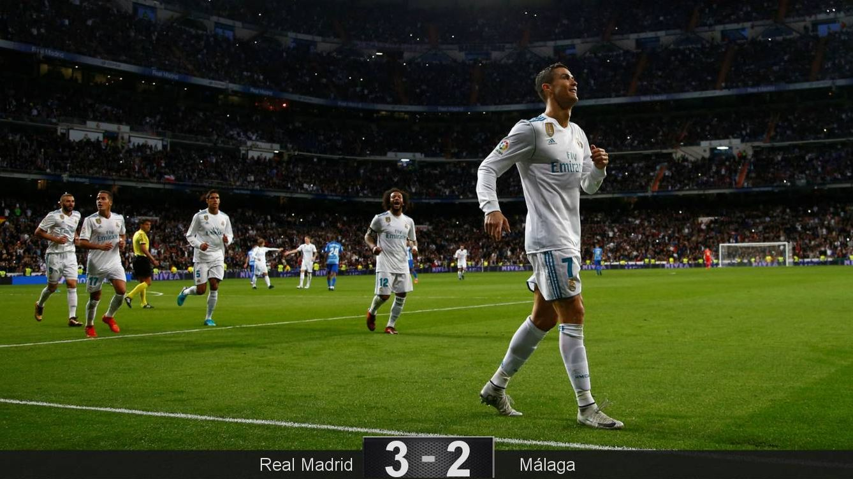 El Real Madrid gana por recuperar el olfato, pero sufre por fallar en todo lo demás