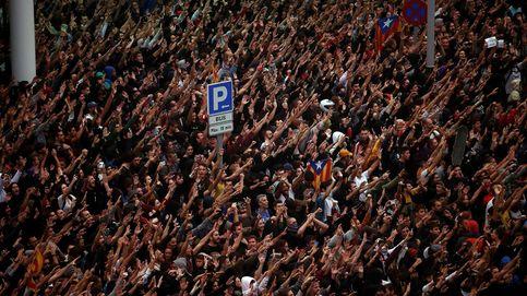 Las protestas independentistas colapsan los accesos al aeropuerto de El Prat