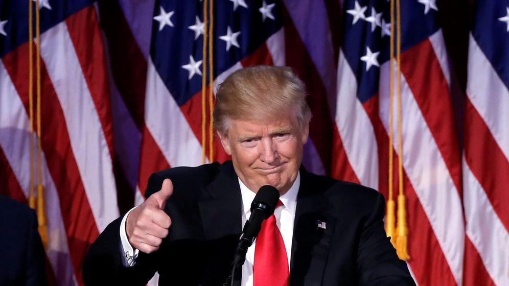 Foto: Donald Trump, presidente de Estados Unidos. (Reuters)