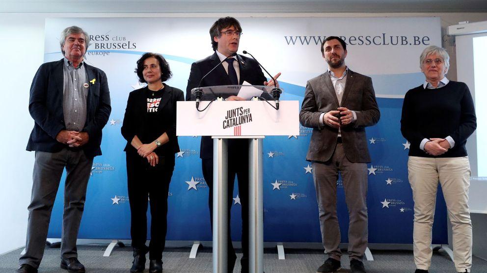 La Fiscalía da la razón a Puigdemont: la resolución de la JEC vulnera sus derechos
