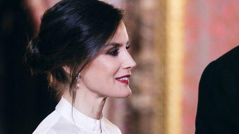Álbum: los reyes Felipe y Letizia en la recepción al cuerpo diplomático acreditado en España