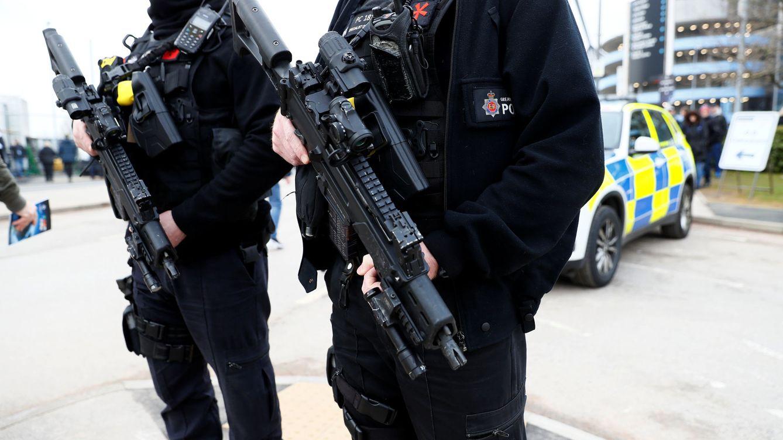 Al menos diez personas heridas durante un tiroteo en Mánchester