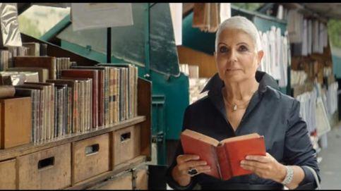 Rosa Tous se 'cuela' en el último anuncio de la firma joyera