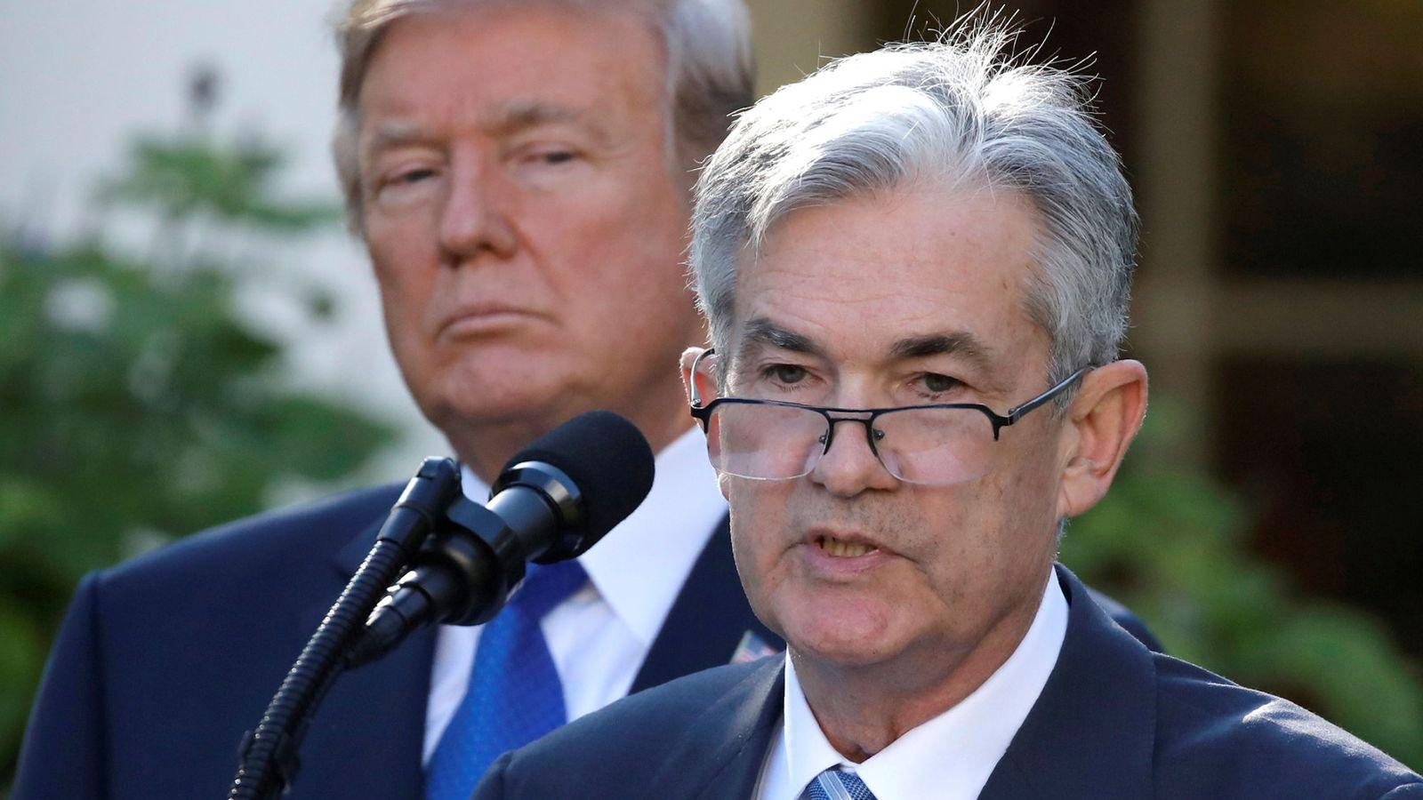 Foto: Estados Unidos necesita un alivio: la Fed, en el punto de mira de Trump