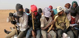 Post de Un muro invisible en Níger: el desierto se traga a los inmigrantes que buscan Europa