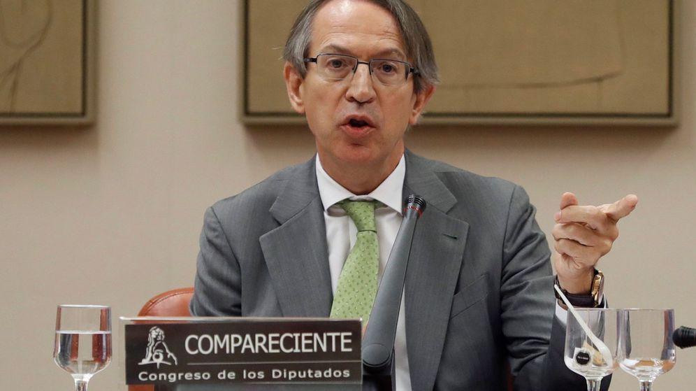 Foto: El presidente de la Agencia EFE, José Antonio Vera. (EFE)
