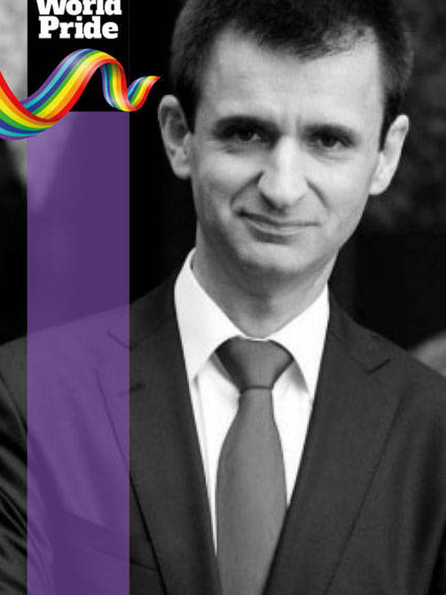 Orgullo LGTBI 2017: José Pablo López (Telemadrid)