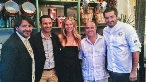 La cena de postín de Gwyneth Paltrow en Sevilla