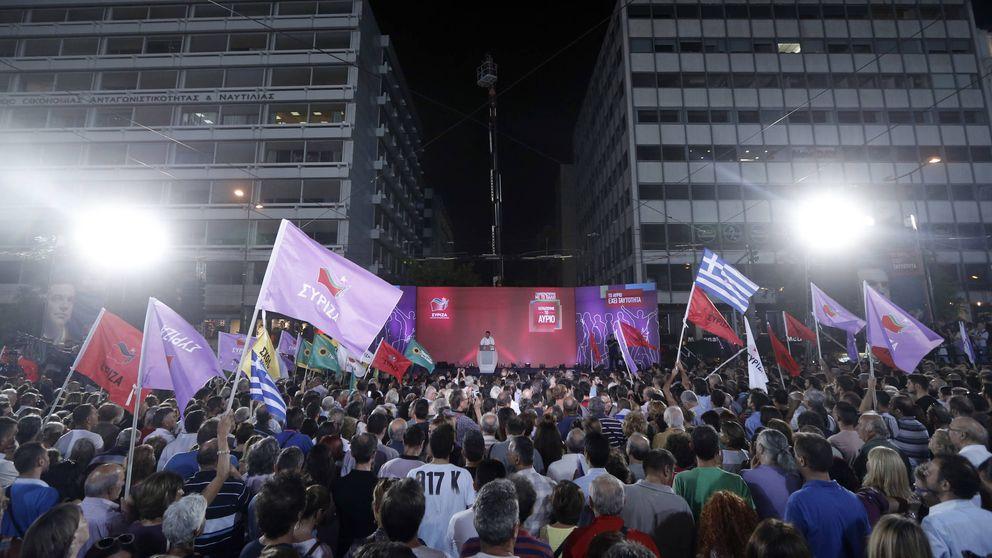 Cosas que van bien en Grecia con Syriza